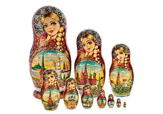 Что подарить иностранцу на память о россии