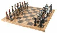 Фарфоровые шахматы