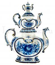 Традиционный русский фарфор - новые изделия