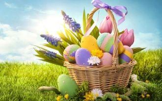 1 Мая - Праздник Светлого Христова Воскресения!