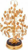 """Сувенирное денежное дерево """"Рубль"""" (Златоуст)"""
