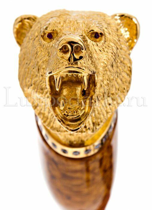 """Охотничий набор """"Медведь на прогулке"""" (с ножом)- 9"""