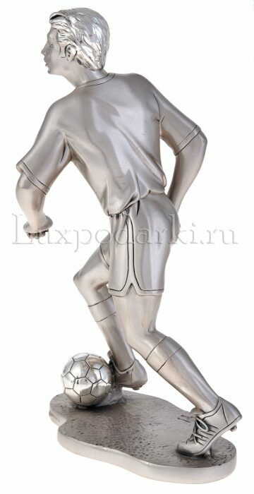 "Скульптура  Linea Argenti ""Футболист"" - 2"