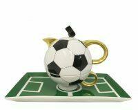 """Набор для чая  Rudolf Kampf """"Футбол""""  на 1 персону"""