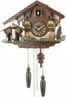 """Настенные часы  Trenkle """"Wetterhaus"""""""