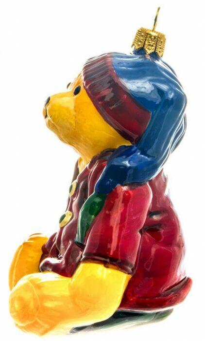 "Ёлочная игрушка ""Мишка Тедди""- 2"