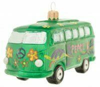 """Ёлочная игрушка """"Микроавтобус"""""""