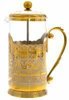 Элитный френч-пресс для заварки чая и кофе