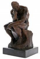 """Скульптура """"Мыслитель. Роден"""""""