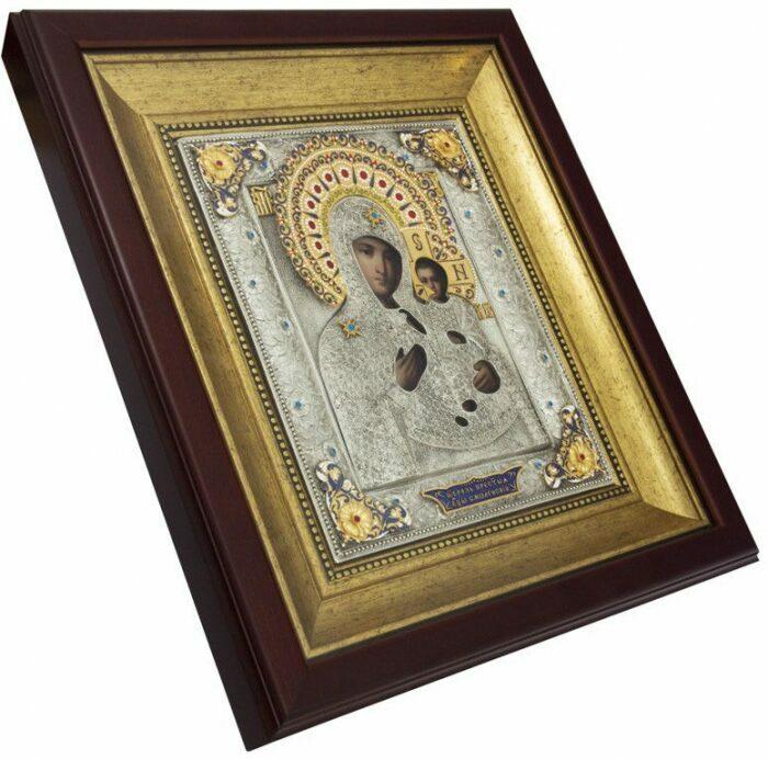 Смоленская икона Пресвятой Богородицы- 1