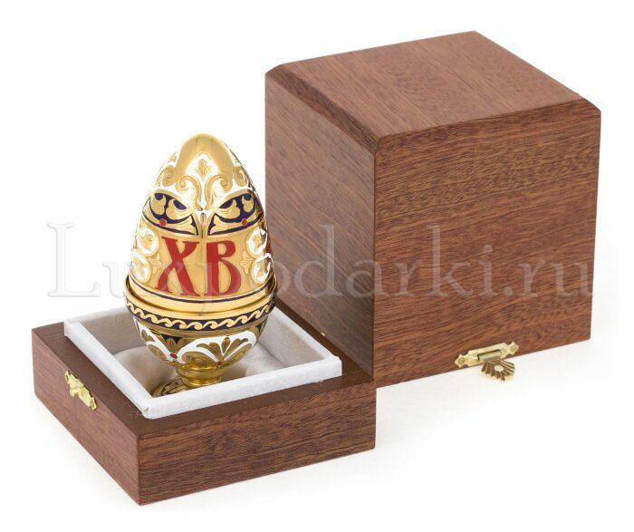 """Яйцо пасхальное """"Ангел"""" - 3"""