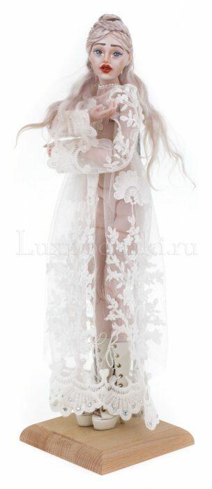 """Авторская кукла """"Лана""""- 1"""