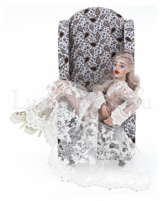 """Авторская кукла """"Лана""""- 6"""