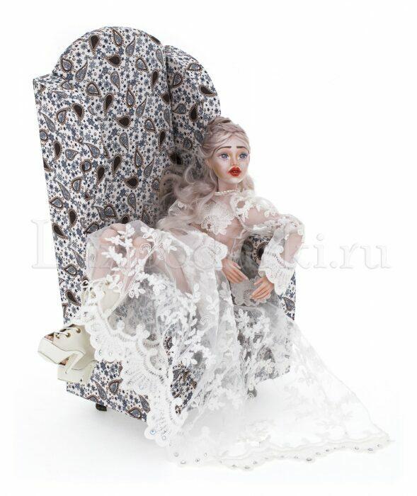 """Авторская кукла """"Лана""""- 4"""