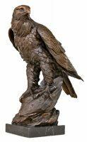 "Скульптура ""Орел на скале"""