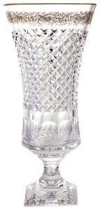 """Ваза для цветов  Arnstadt Crystal """"Арабески"""""""