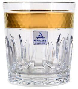 "Набор бокалов для виски  Arnstadt Crystal ""Блум"""