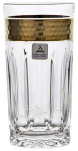 "Набор стаканов  Arnstadt Crystal ""Блум"""