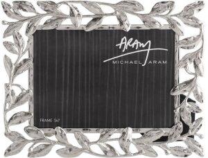 """Рамка для фото  Michael Aram """"Лавровый лист""""  (13х18 см)"""