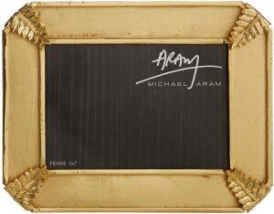 """Рамка для фото  Michael Aram """"Зачарованный сад""""  (13х18 см) золотая"""