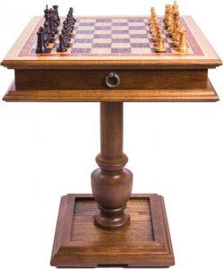 "Шахматный стол ""Постамент"""