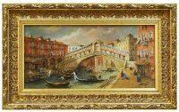 "Картина  Art Atelier ""Венецианский канал""  Melis"