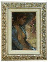 "Картина  Art Atelier ""Портрет девушки""  L. Da Velasca"
