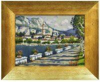 "Картина  Art Atelier ""Городок в горах""  Sannino"