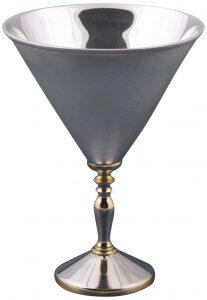 Серебряный бокал для мартини № 20 Мстерский Ювелир