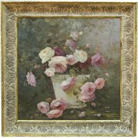 """Картина  Art Atelier """"Розы в горшке""""  Masson"""