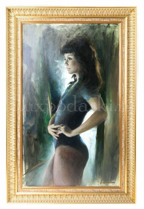 """Картина  Art Atelier """"Девушка""""  L. Da Velasca- 0"""