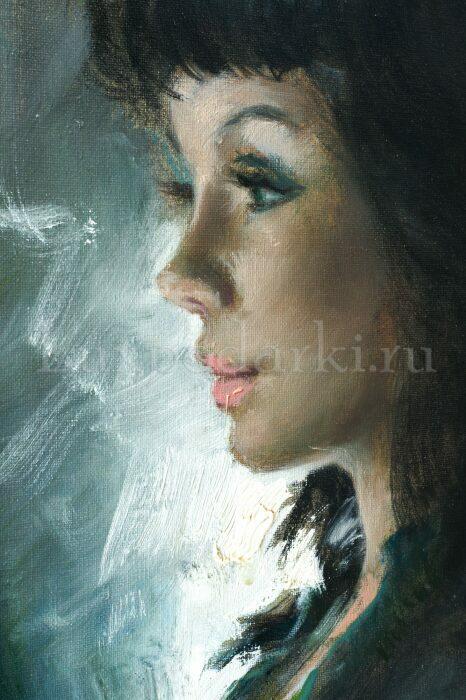 """Картина  Art Atelier """"Девушка""""  L. Da Velasca- 2"""