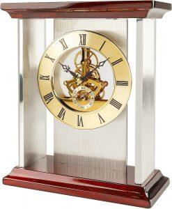 "Настольные часы  Linea del Tempo ""Водопад""  S2508R"