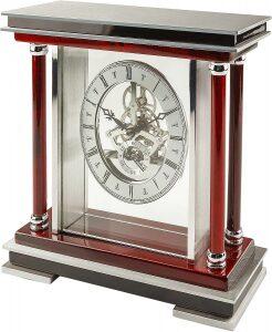 """Настольные часы  Linea del Tempo """"Триумф""""  S2509R"""