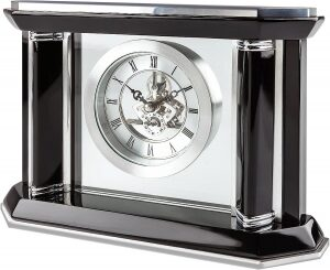 """Настольные часы  Linea del Tempo """"Ампир""""  S2560B"""