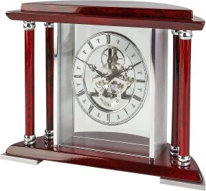 "Настольные часы  Linea del Tempo ""Магистр""  S2517R"