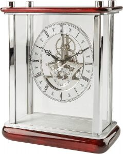 "Настольные часы  Linea del Tempo ""Галилей""  S2504R"