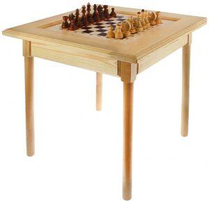 """Стол шахматный """"Стандарт"""", дерево"""