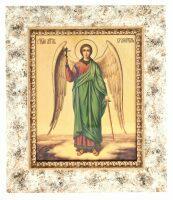 """Икона на сусальном золоте """"Ангел-Хранитель"""""""