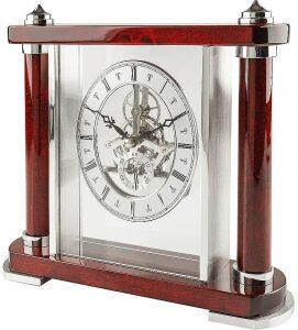 """Настольные часы  Linea del Tempo """"Кафедра""""  S2511R"""
