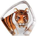 "Скульптура ""Тигр"", оранжевая"