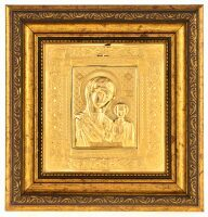 Икона Казанская БМ (Златоуст)