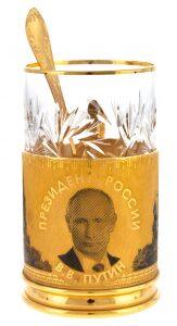 """Чайный набор """"Президент"""" (Златоуст)"""