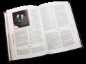 """Книга """"Уинстон Черчилль"""" в кожаном переплете ручной работы- 3"""