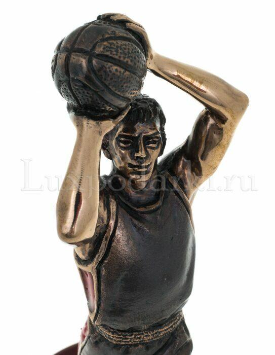 """Скульптура """"Баскетболист""""- 2"""