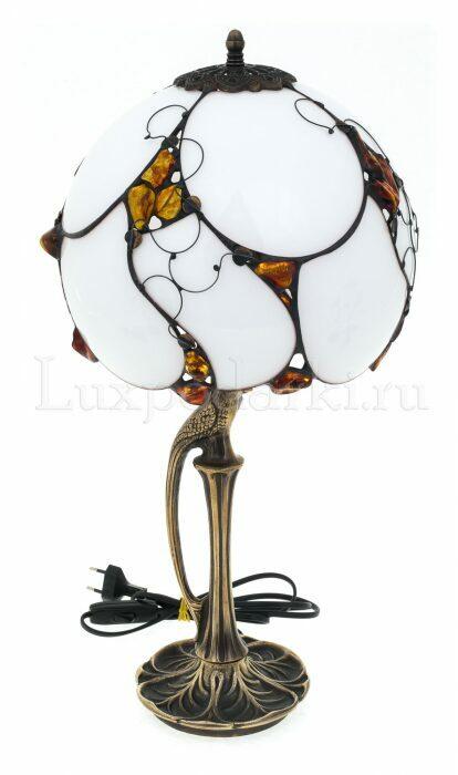 """Лампа из янтаря """"Фландрия""""- 0"""