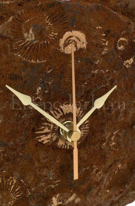 """Часы круглые  Anglada """"Ископаемые"""" - 2"""