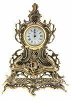 """Каминные часы """"Золотой век"""""""