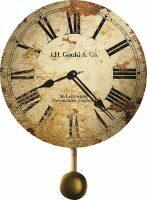 "Настенные часы  Howard Miller ""J.H. Gould and CO""  620-257"