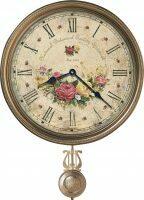 """Настенные часы  Howard Miller """"Savannah botanical"""""""